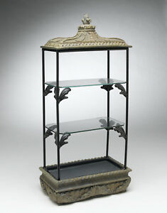 Aa Importing Tabletop 2 shelf Display Case