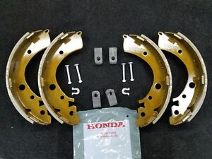 New Genuine Honda Civic 2001 2005 Rear Brake Shoe Set 43053 s5d a01