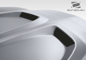 Duraflex Circuit Hood 1 Piece For Charger Dodge 11 14 Ed107657