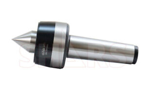 Shars Cnc 5mt 0002 Extra Heavy Duty 2000 Rpm Live Center Mt5 Morse Taper 5 New