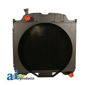 Ai 70250729 Radiator For Allis chalmers Tractor