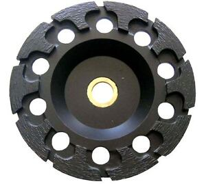 4 Diamond Cup Wheel For Concrete Grinding 4 Pack
