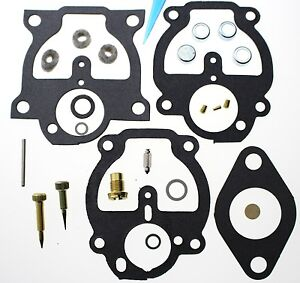 Carburetor Kit Fits Continental Engine Fs162 F162 F163 12105 14544 12952