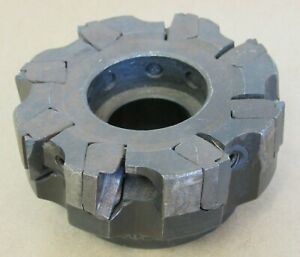 4 Iscar Indexable Face Mill F90 d100 4 1 25 1 25 Hub Diameter