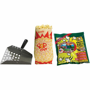 Paragon s 6 Oz Popcorn Starter Kit