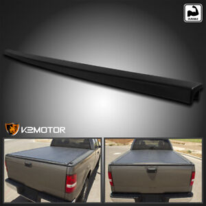 Fit 2004 2008 Ford F150 Trunk Top Protector Cover Tailgate Molding Cap Spoiler