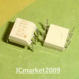 50 Pcs Tlp371 Dip 6 Photocoupler Gaas Ired Photo transistor