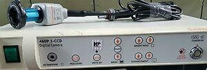 Smith nephew 460p 3 ccd 72200088 With 460h Camera 72200091