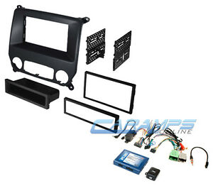 Chevy gmc Truck Single Double 2 Din Car Stereo Installation Dash Kit W Interface