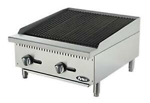 new Atosa Atrc 24 Hd 24 Radiant Broiler Char Grill Warranty