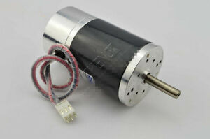 Brushless Motor Bldc 60srz fs Fixed Speed Internal Drive Dc 12v 24v 3 Wire