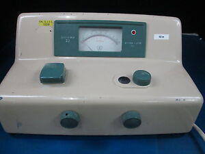 Bausch Lomb Spectronic 20 Spectrophotometer Model 33 29 95 120v 60hz 3amps