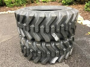 2 New 12 16 5 Skid Steer Tires Camso Sks332 12x16 5 For Bobcat Others