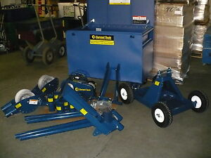 Current Tool 8890as mantis Mobile Cable Puller Package New