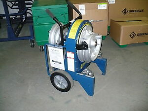 Current Tool 77r 1 2 2 Electric 1 2 2 Conduit Bender New