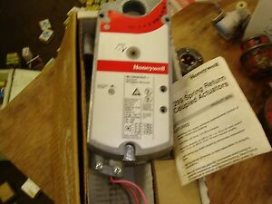 Honeywell Ml7295a1014 Damper Actuator Direct Coupled Actuator