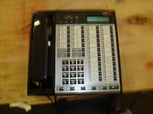 Lucent Operator Receptionist Phone Consol Merlin At t Free Shipping