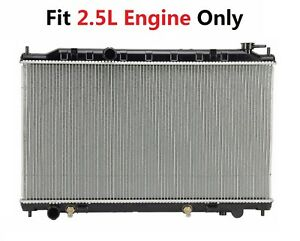 Radiator 2414 Fit 2002 2006 Nissan Altima 2 5 L4 Only