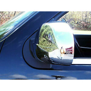2007 2014 Gmc Yukon Luxury Fx Chrome Chrome Mirror Cover full