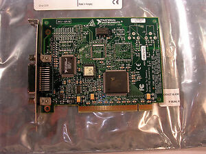 National Instruments Pci gpib Interface Card