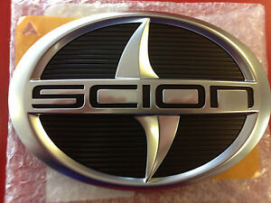 Scion Tc 2005 2006 2007 Front Grille Emblem Badge New Genuine Oem 7531121100