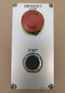 Emergency Stop Start Switch Panel 2673 48 318 00