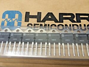 Rurh1520c Rectifiers To 218 15a 200v Ultrafast Dual Diodes By Harris Lot Of 50