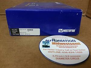 Freeshipsameday Westermo Md 45 Ac 3157 0110 Converter Current Loop Md45 Newbox