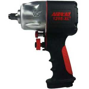 Aircat 1295 Xl 1 2 Inch Drive Impact Wrench With Free Shipping