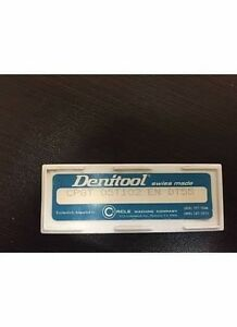 Denitool Carbide Insert Cpgt 05t102 En Dt55 ci2