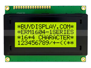 3 3v 16x4 Character Lcd Module Display W tutorial hd44780 backlight arduino