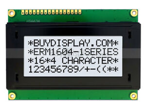 3 3v Wide Angle 16x4 Character Lcd Module Display W tutorial hd44780 bezel