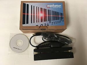 New Manhattan Magnetic Usb Strip Card Reader P n 460255