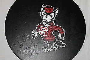 North Carolina State University Wolfpack Spare Tire Cover 32 Heavy Duty Vinyl