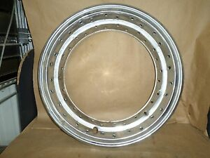 Wheel Beauty Trim Ring 15 Ford Chevy Gmc 575 Gm8m01