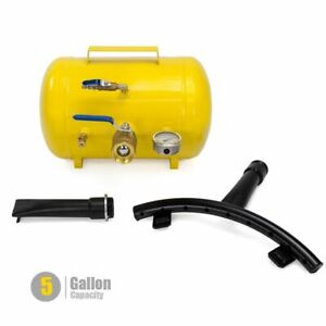 5 Gallon Air Bead Seater Tire Tool Blaster Rapid Pump Wheel 145psi Tool Shop