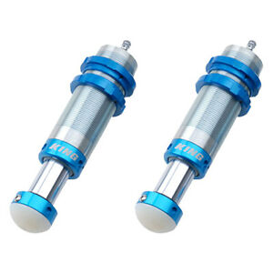 20ab001 101 King Shocks Front Hydraulic Bump Stops