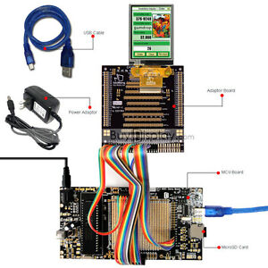 8051 Microcontroller Development Board Usb Programmer For 2 8 tft Lcd Display