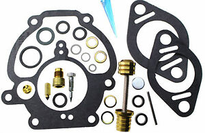 Carburetor Kit For Towmotor Fork Lift Continental Engine F244 655339 12769