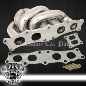 Stainless Turbo Exhaust Manifold For Toyota 3s Gte Sw20 T200 St205 Ct25 Ct26