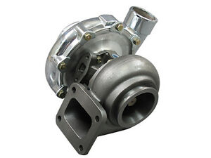 T72 Turbo Turbocharger 68ar P Trim polished Compressor Housing 72mm Comp Wheel