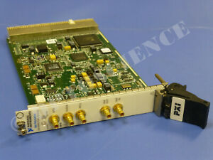 National Instruments Pxi 5404 Frequency Source Clock Generator Ni Daq Card