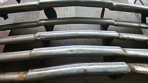 1948 54 Gmc Chevy Truck 1 Ton Or 2 Ton Front Grill Rare