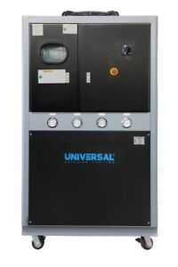 New 20 Ton Air Cooled Chiller 2018 Freon R 410a ul Certified