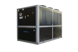 New 40 Ton Air Cooled Chiller 2018 Freon R 410a ul Certified