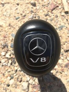 Shift knob automatic transmission in stock replacement for Mercedes benz shift knob replacement