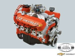 Chevrolet Performance Zz572 Deluxe 620hp Engine 19331583