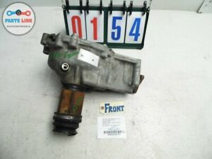 2007 2010 Bmw X5 E70 Front Differential Diff Carrier Assembly 4 44 3 0l Xdrive