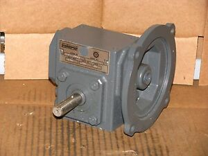 New Sterling Electric 213bq025561 Worm Speed Reducer Ratio 25 1