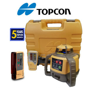 Topcon Rl h4c Db Rotating Level Db Package With Ls b10 Added